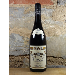 Rinaldi Barolo Brunate 2013