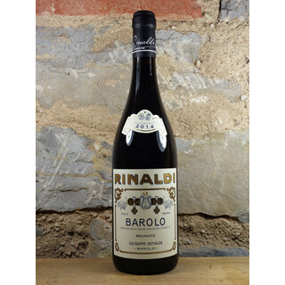 Rinaldi Barolo Brunate 2014