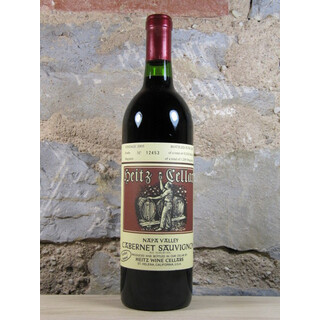 Heitz Martha`s Vineyard Cabernet Sauvignon Napa Valley 2012
